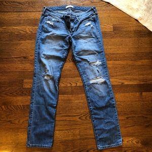 ❤️Abercrombie & Fitch Boyfriend Jeans
